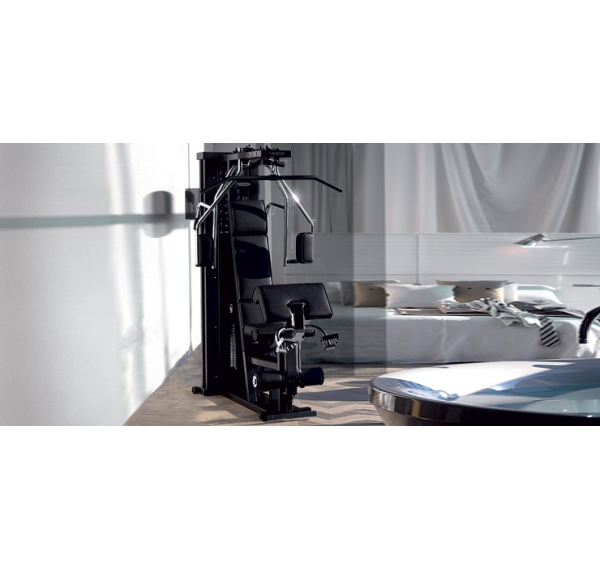 acheter appareil de musculation complet technogym unica. Black Bedroom Furniture Sets. Home Design Ideas
