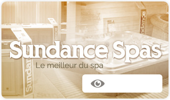 Spa de relaxation Sundance spas