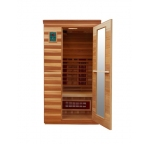 Cabine Infrarouge - Deluxe 1 place - Health Mate
