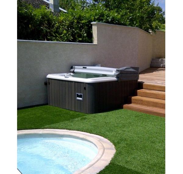 acheter spa spa edison srie 680 sundance spas en 6 places sundance spas chez. Black Bedroom Furniture Sets. Home Design Ideas